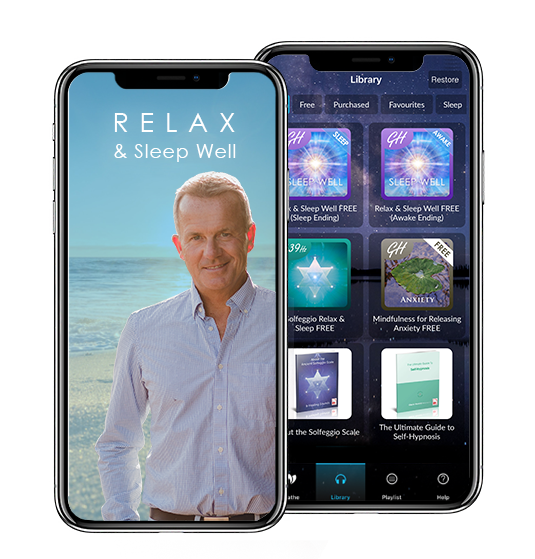 Relax & Sleep Well - The Best Selling iPhone, iPad & Android App by